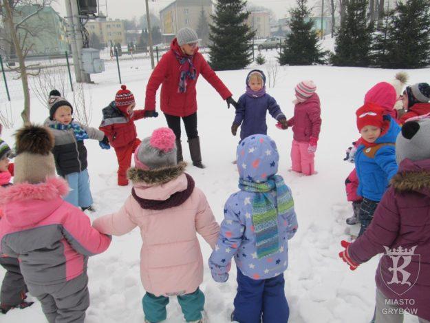 2017-01-11/24: Biały Dzień w przedszkolu
