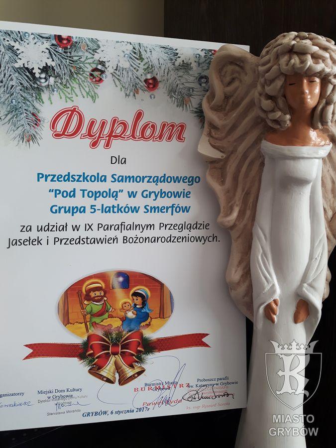 IX Parafialny Przegląd Jasełek i Przedstawień Bożonarodzeniowych