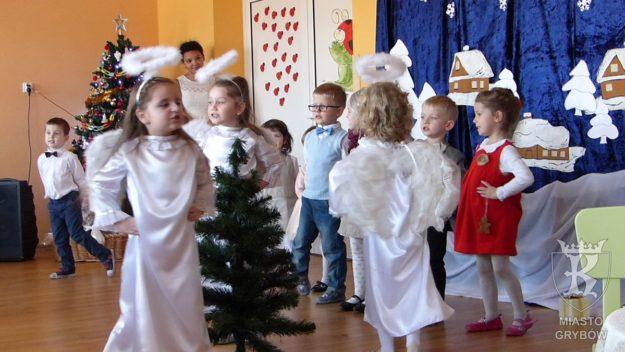 """2016-12-22: Wigilia w grupie """"Biedronki"""""""