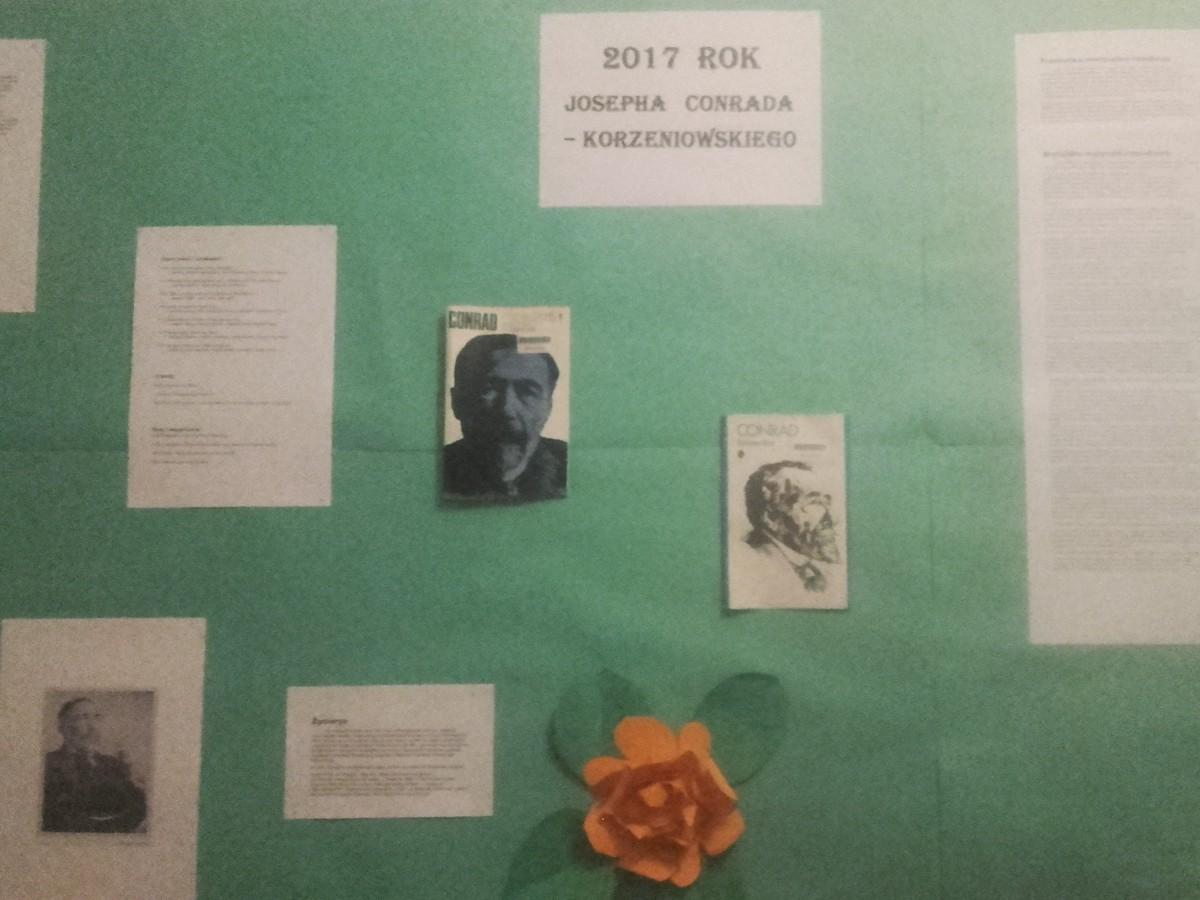 Rok 2017 rokiem Josepha Conrada-Korzeniowskiego