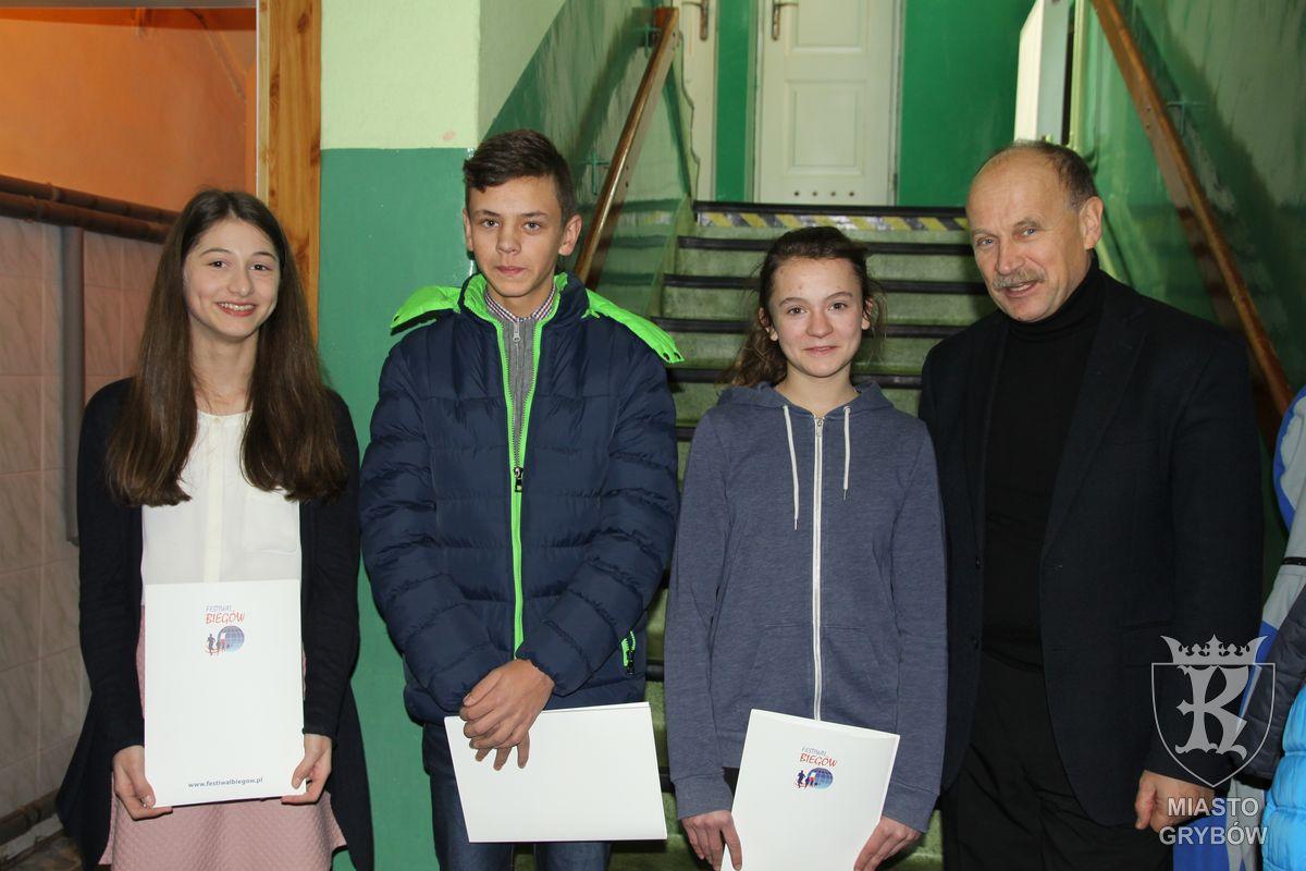 2017-01-02: Laureaci Festiwalu Biegowego w Krynicy-Zdrój