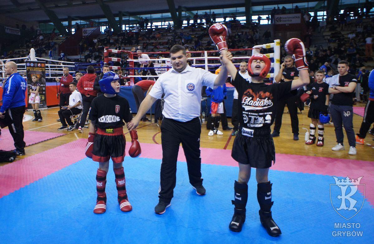 2017-02-10/12: Puchar Europy w kickboxingu (Chorwacja)
