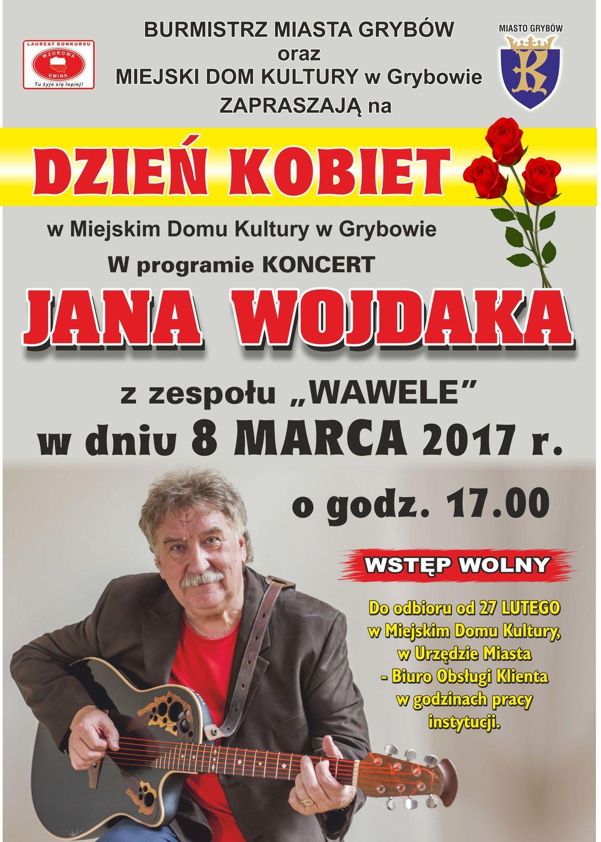 Muzyczny Dzień Kobiet w Grybowie