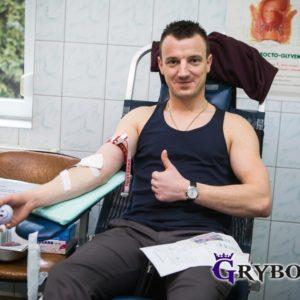 2017-02-19: Kolejna akcja oddawania krwi