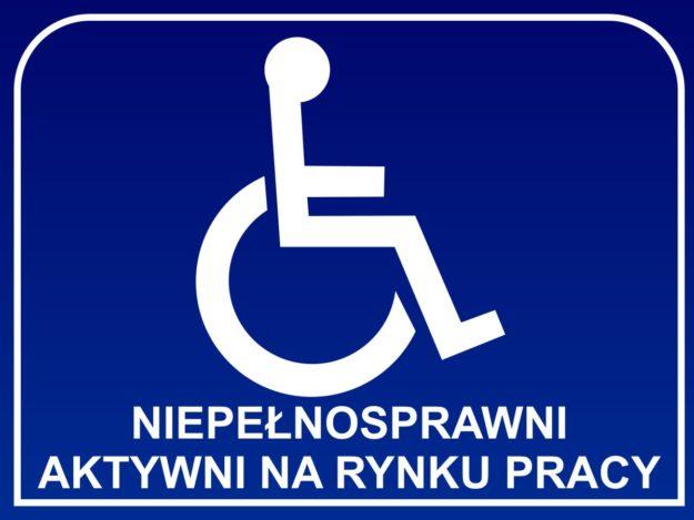 Niepełnosprawni aktywni na rynku pracy