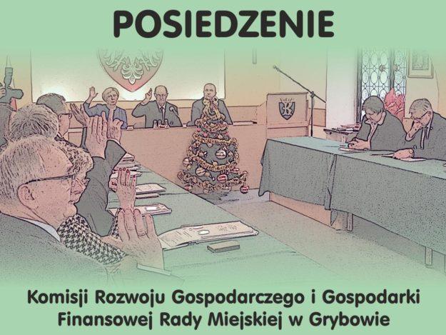 Posiedzenie Komisji Rozwoju Gospodarczego i Gospodarki Finansowej
