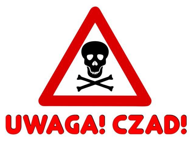 Burmistrz Miasta ostrzega: Uwaga! CZAD!