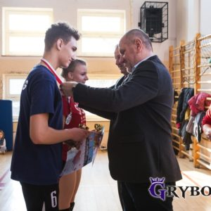 2017-02-18: V Walentynkowy Turniej Piłki Siatkowej Małego Pola