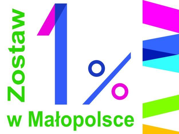 Zostaw 1% w Małopolsce