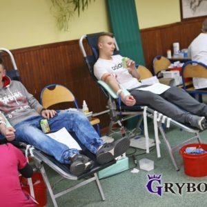 2017-01-25: Akcja krwiodawstwa w Zespole Szkół Zawodowych