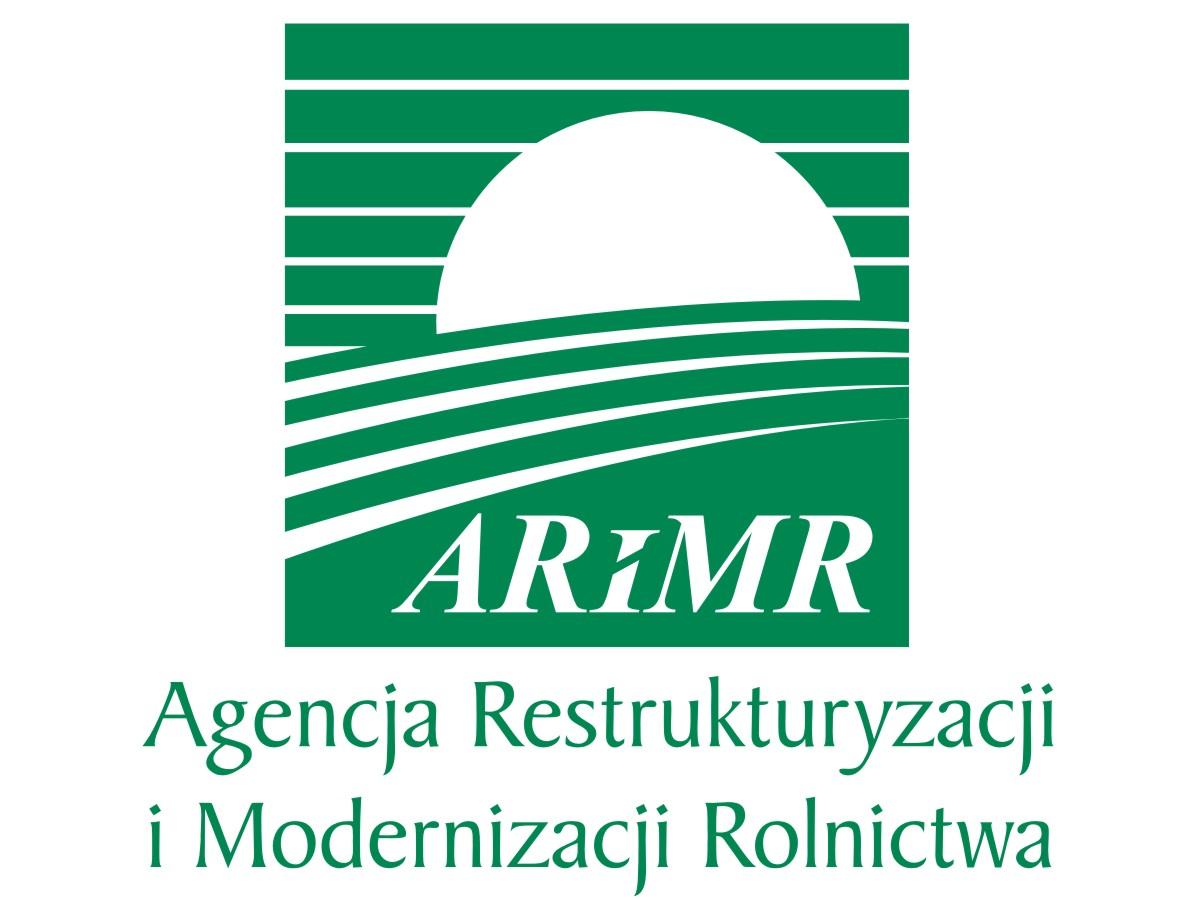 Logo: Agencja Restrukturyzacji i Modernizacji Rolnictwa