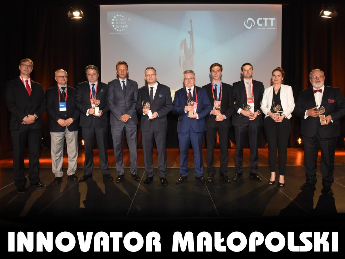 Innowator Małopolski 2016
