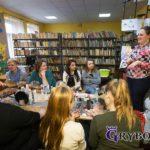 2017-03-08: Warsztaty makijażu w miejskiej bibliotece