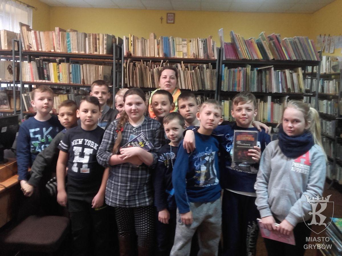 2017-03-06: Wizyta w Bibliotece