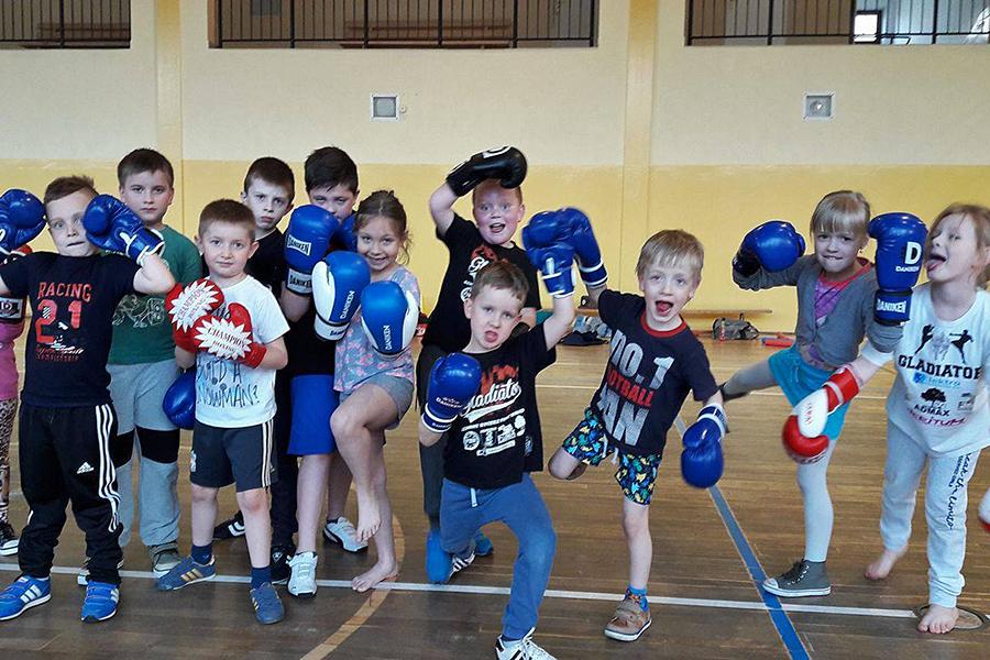 Gladiator Kids