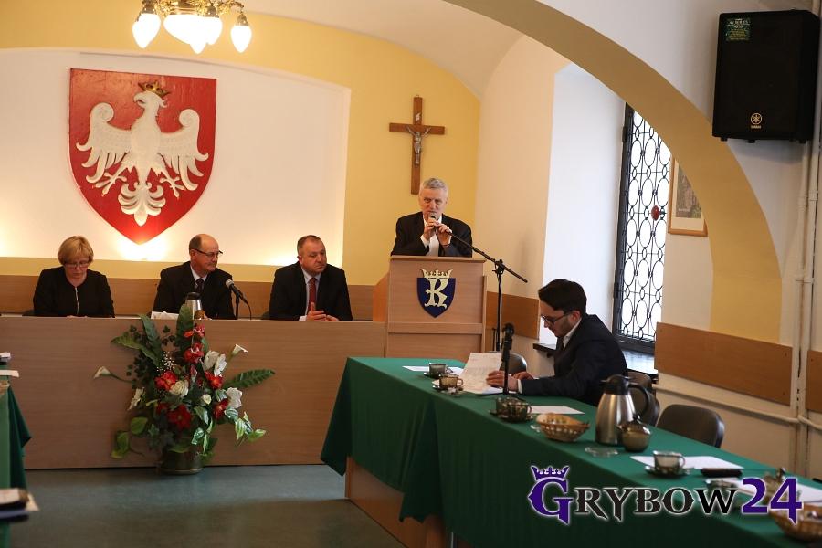 2017-04-11: XXXIV Sesja Rady Miejskiej