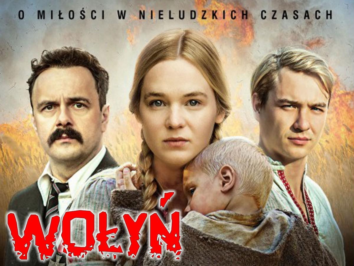 "Plakat filmu ""Wołyń"""