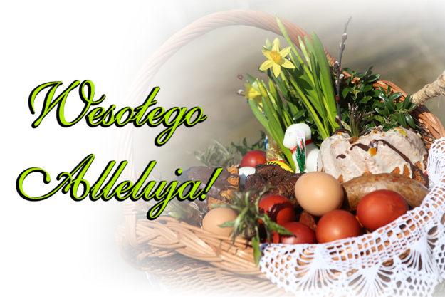 Wielkanocne życzenia od Burmistrza Grybowa