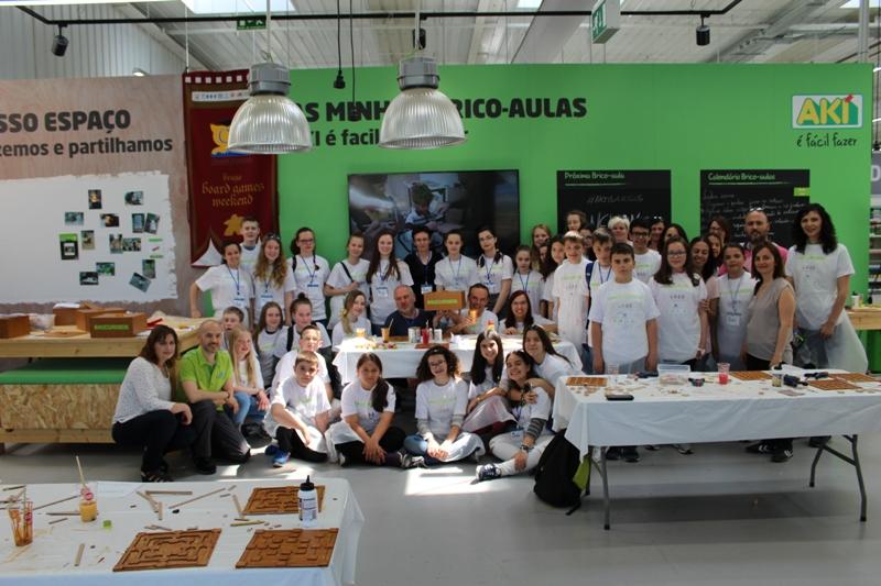 Erasmus+ wGimnazjum wGrybowie. Natrasie Portugalia