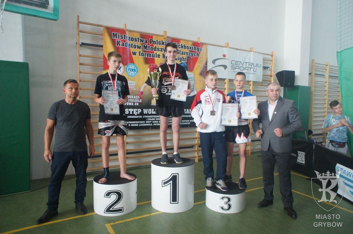 2017-05-28: Mamy dwóch Mistrzów Polski! Drużynowe podium dla Gladiatora