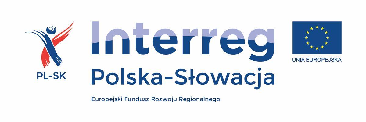 Logo Interreg Polska-Słowacja