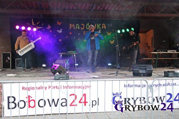 2017-05-01: Majówka 2017. Park Miejski w Grybowie