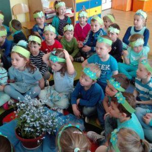 2017-05-15 Święto Niezapominajki w grybowskim przedszkolu