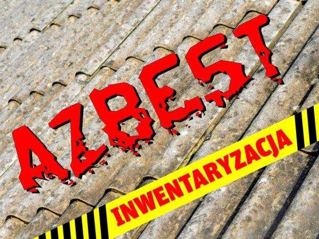 UWAGA! Inwentaryzacja azbestu