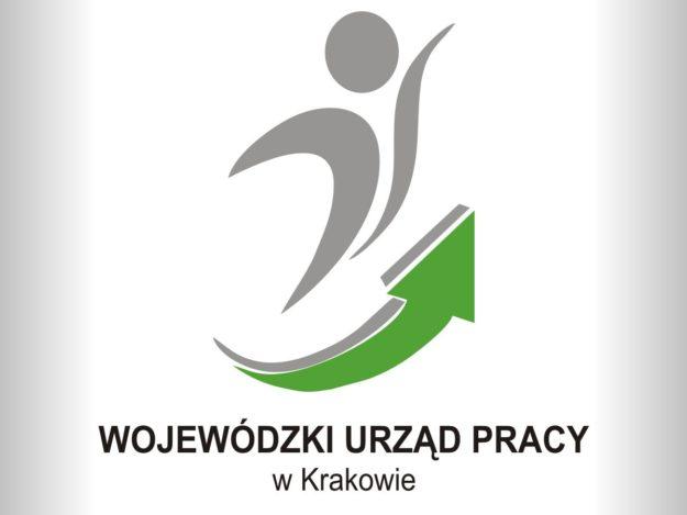 Logo Wojewódzkiego Urzędu Pracy w Krakowie