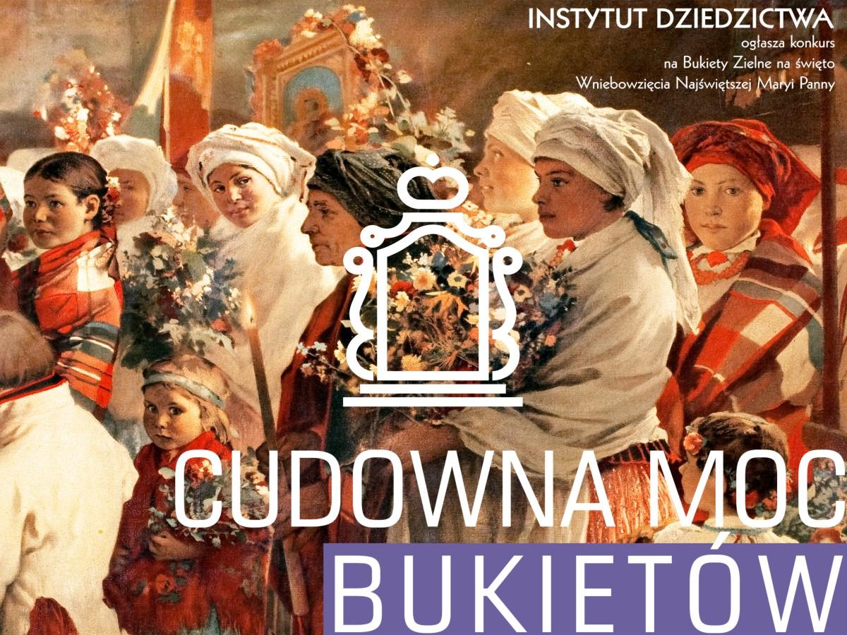 "Konkurs ""Cudowna Moc Bukietów"""