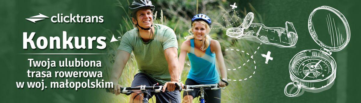 Twoja ulubiona trasa rowerowa wwojewództwie małopolskim