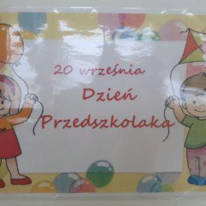 2017-09-20: Ogólnopolski Dzień Przedszkolaka