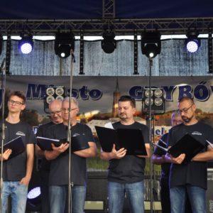 2017-09-10: Jesień Grybowska 2017 - Występ chóru Belfersingers