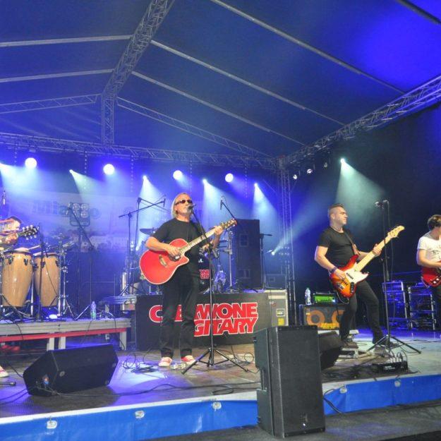 """2017-09-10: Jesień Grybowska 2017 - Koncert zespołu """"Czerwone Gitary"""""""