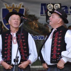 """2017-09-09: Jesień Grybowska 2017 - Występ zespołu folklorystycznego """"Kelemeske Furmani"""""""