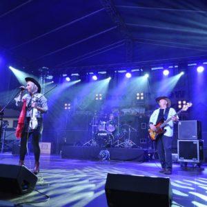 """2017-09-09: Jesień Grybowska 2017 - Koncert zespołu """"Konwój"""""""