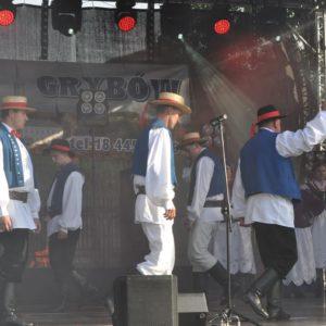 """2017-09-09: Jesień Grybowska 2017 - Występ Zespołu Regionalnego """"Kowalnia"""""""