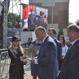 2017-09-10: Jesień Grybowska 2017 - Część oficjalna obchodów