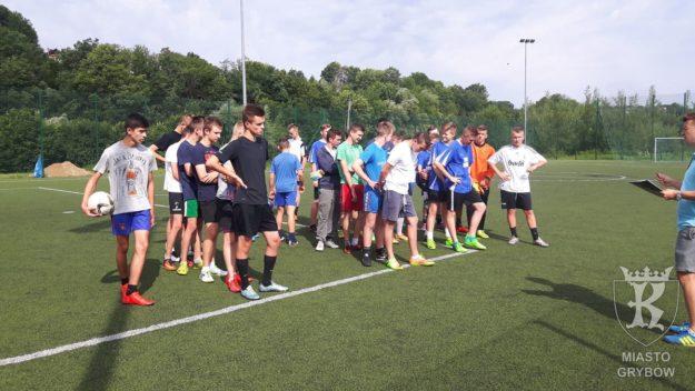2017-07-07: Wakacyjny Turniej Piłki Nożnej dla gimnazjów