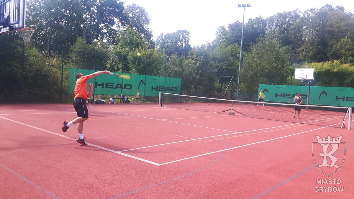 2017-08-26/27: Wakacyjny Turniej Tenisa Ziemnego (gra deblowa)