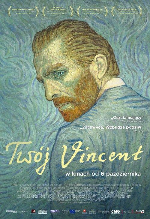 Objazdowe Kino Visa: Twój Vincent (plakat)