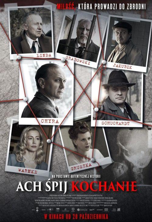 Objazdowe Kino Visa: Ach Śpij Kochanie (plakat)