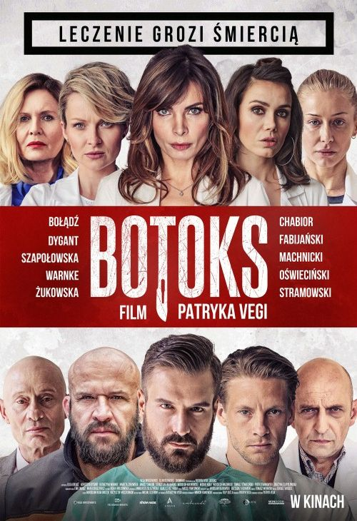 Objazdowe Kino Visa: Botoks (plakat)
