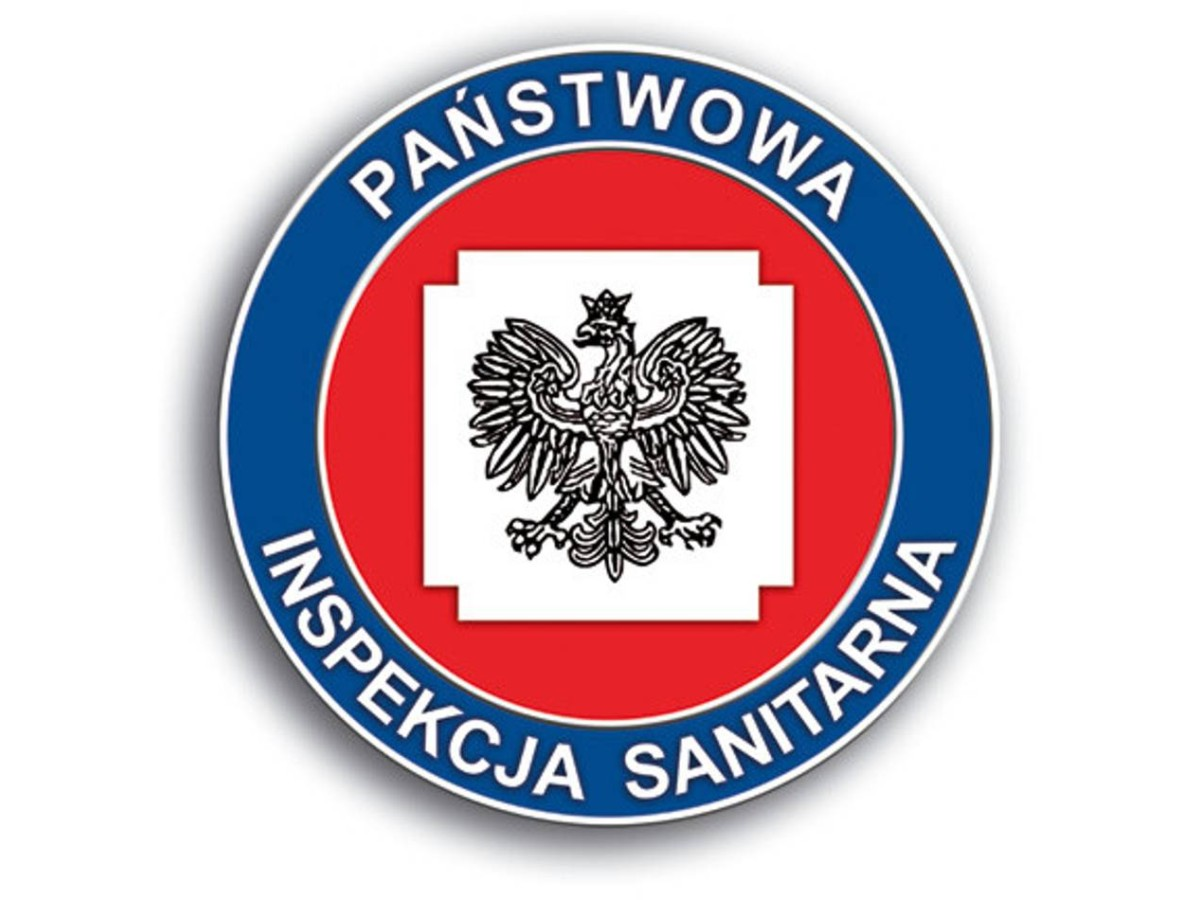 Logo: Państwowa Inspekcja Sanitarna