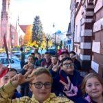 2017-10-18: Spotkanie z pisarzem Marcinem Pałaszem