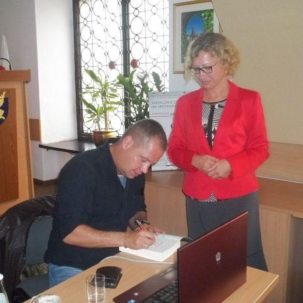2017-09-27: Spotkanie z Andrzejem Mellerem