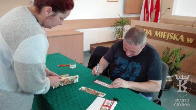2017-10-18: Spotkanie z Marcinem Pałaszem