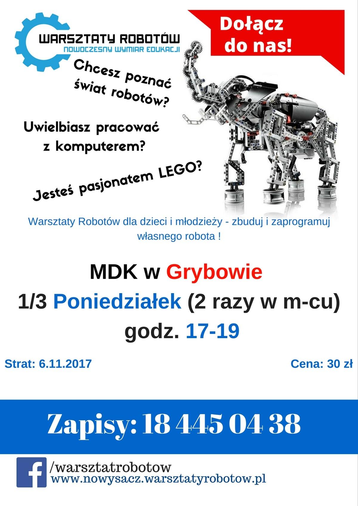 Plakat: Walki robotów