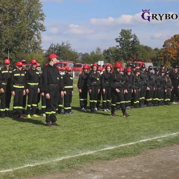 2017-09-30: Zawody MDP OSP z terenu miasta i gminy Grybów
