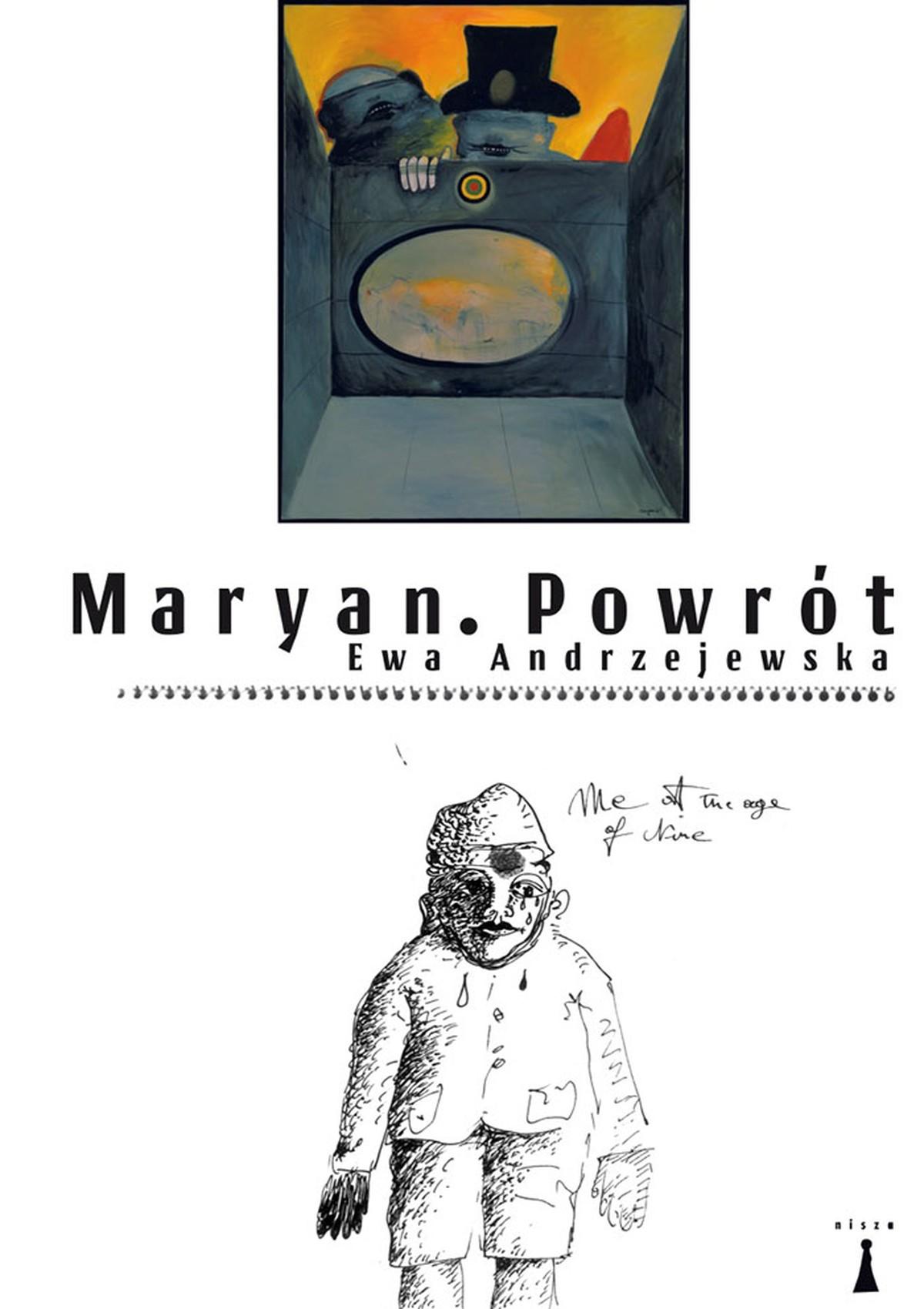 "Książka ""Maryan. Powrót"""
